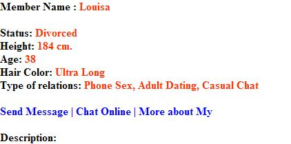 married and looking chat rooms